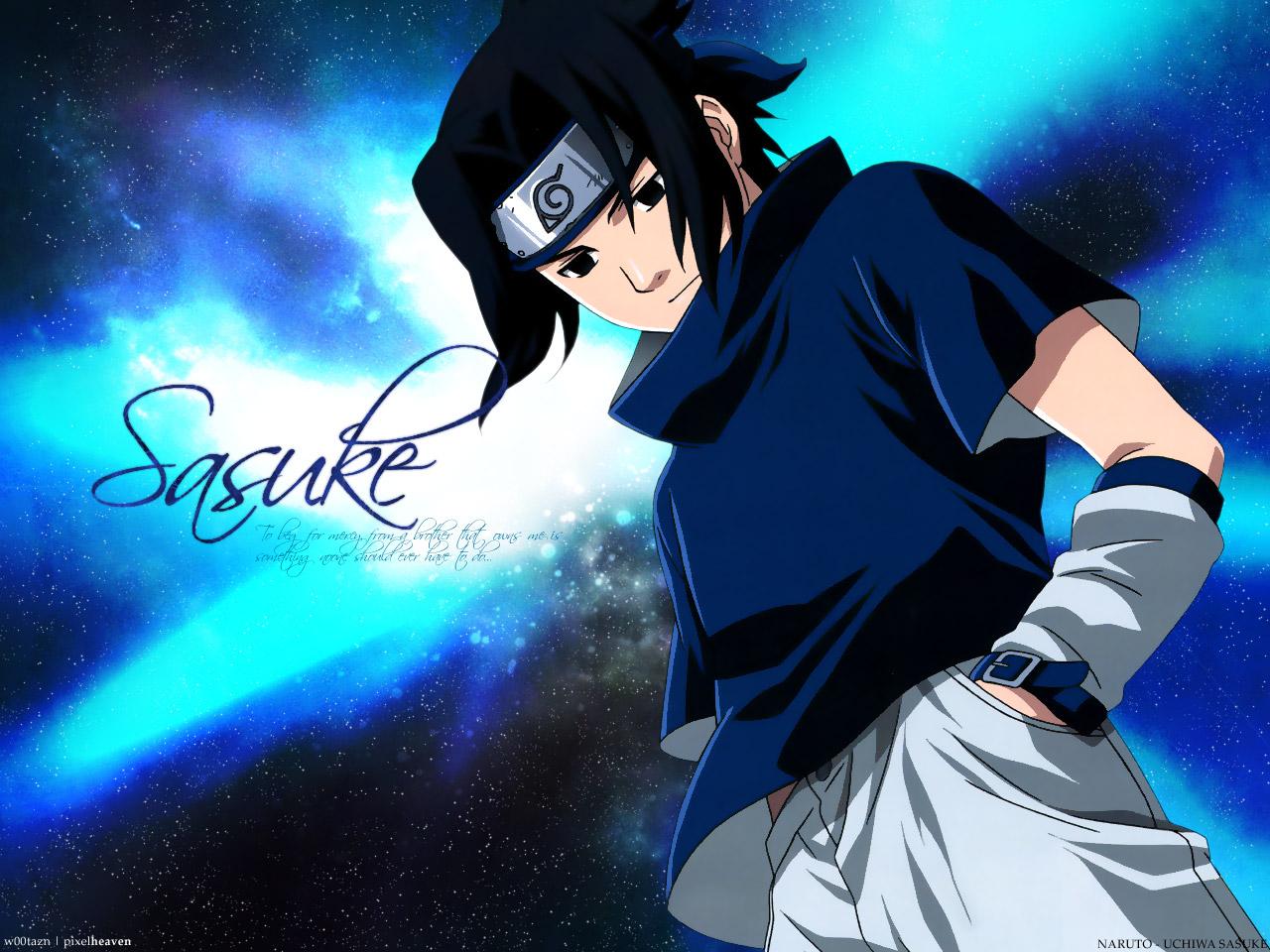 Biografia uchiha sasuke narutoanimedez - Sasuke naruto ...
