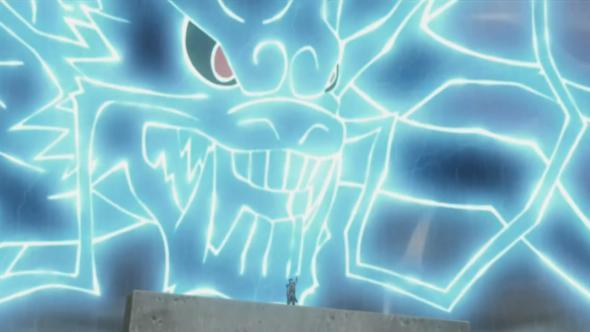 Who would win in a fight between Neji and Sasuke post ...  |Sasuke Kirin Render
