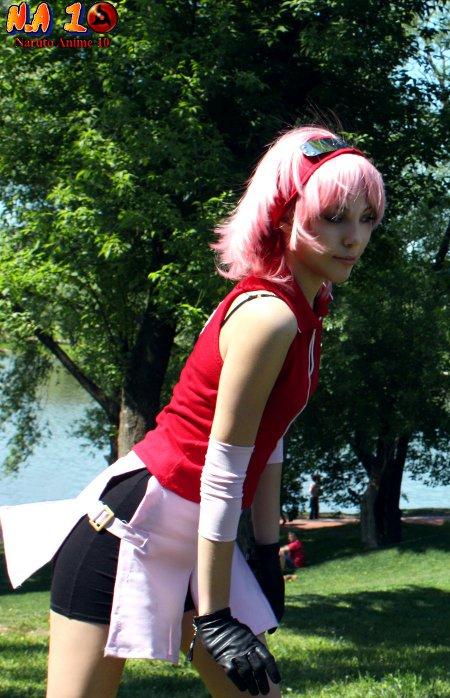 Sakura Cosplay #10