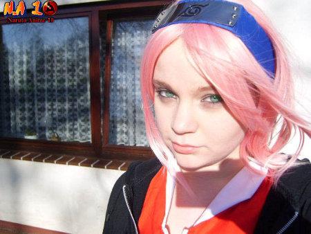 Sakura Cosplay #9
